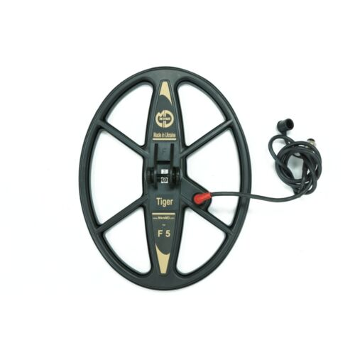 """Mars Tiger 13""""x10"""" DD WaterproofSearch Coil for Fisher F5 Metal Detector"""