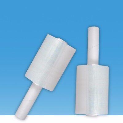 Shrink Wrap Stretch Film 8 Rolls 5x1000 80 Gauge Clear