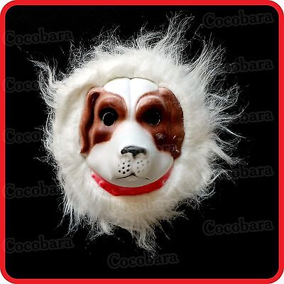 DOG PUPPY MASK-PET-COSTUME-DRESS UP-COSPLAY-PARTY-HALLOWEEN