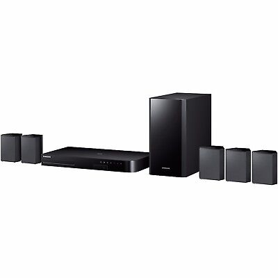 Samsung 5.1 Channel Home Theater System Surround Sound Blu-Ray Player TV