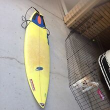 6'2'' surfboard New Farm Brisbane North East Preview