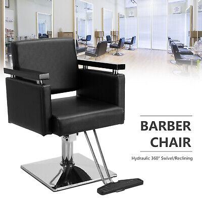 Hydraulic Barber Chair Modern Styling Salon Spa Beauty All Purpose Equipment