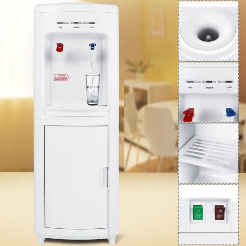 Top Loading Water Cooler Dispenser Freestanding  5 Gallon wi