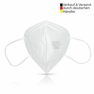 5x FFP2 Maske Dr.Family Atemschutzmaske 5-lagig - 50095-5