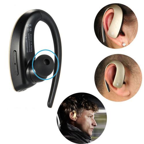 Wireless Bluetooth Headset On Ear Earphone For Samsung Galaxy IOS Mobile Phone - $17.99