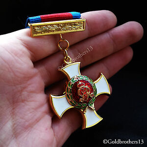 Distinguished Service Order Military Decoration of British Commonwealth Repro