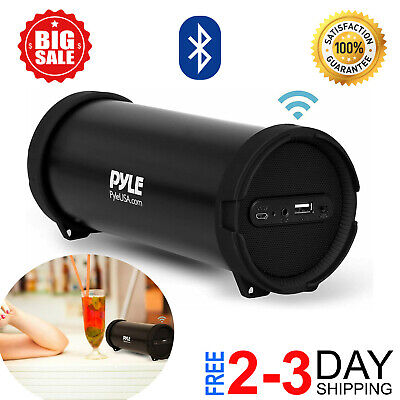Loudest Bluetooth Speaker System Outdoor Wireless Loud Waterproof Large Best New