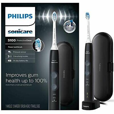 Philips Sonicare ProtectiveClean5100ソニック電動歯ブラシHX6850 / 60- NEW