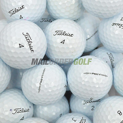 Lake Golf Balls - Pearl / A Grade Titleist ProV1 Callaway Srixon Nike Taylormade