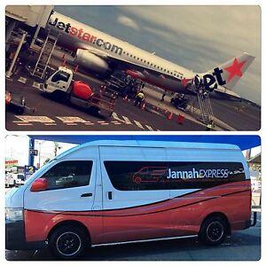 Airport & Weekend Getaways Cabramatta Fairfield Area Preview