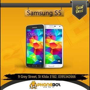 Samsung Galaxy S5 @PhoneBot St Kilda Port Phillip Preview