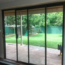External Glass Sliding Door Engadine Sutherland Area Preview