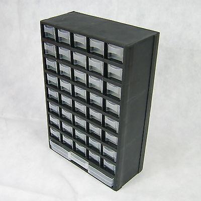 Sortimentskasten Kleinteilemagazin 41 Fächer Kleinteile Sortierkasten Ordnung NE