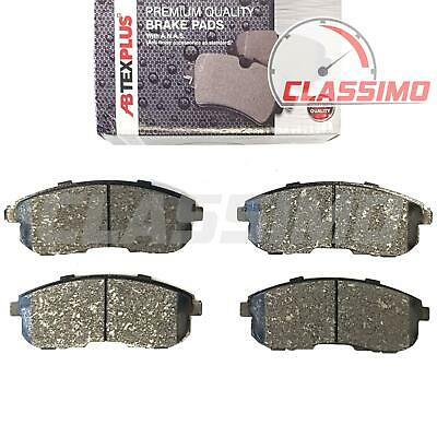 Front Brake Pads for NISSAN JUKE + CUBE + PULSAR - all models - 2010 to 2019