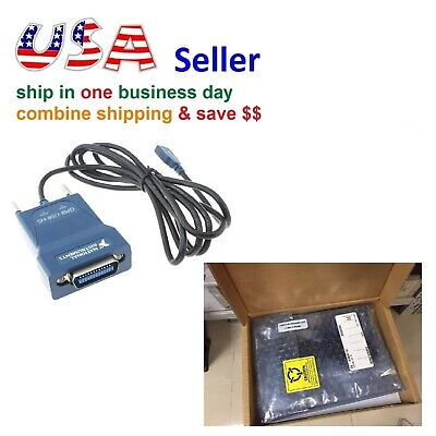 Gpib-usb-hs Interface Adapter Controller Ieee 488.2 Ni Brand New In Box