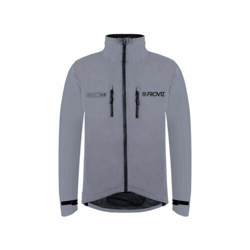 Proviz Reflect 360 Cycling Jacket, Silver, PVR360CJ