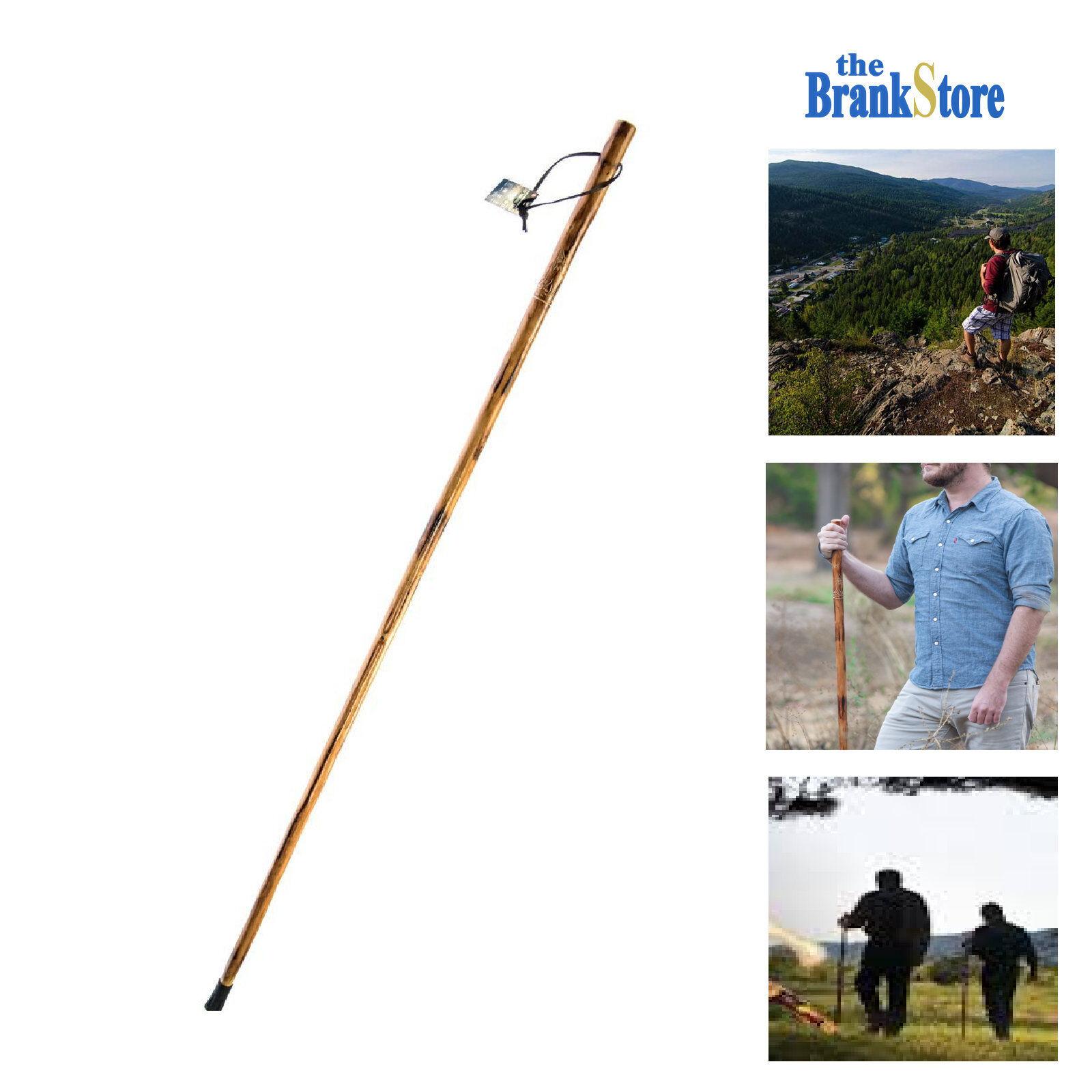 Wood Walking Stick Hand Carved Hiking Sticks Trekking Poles Outdoor Cane Staff