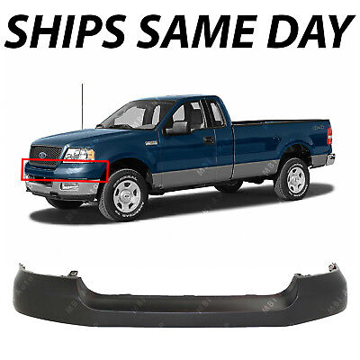 NEW Primered Front Bumper Upper Valance Cover Cap for 2006-2008 Ford F150 Truck, used for sale  USA