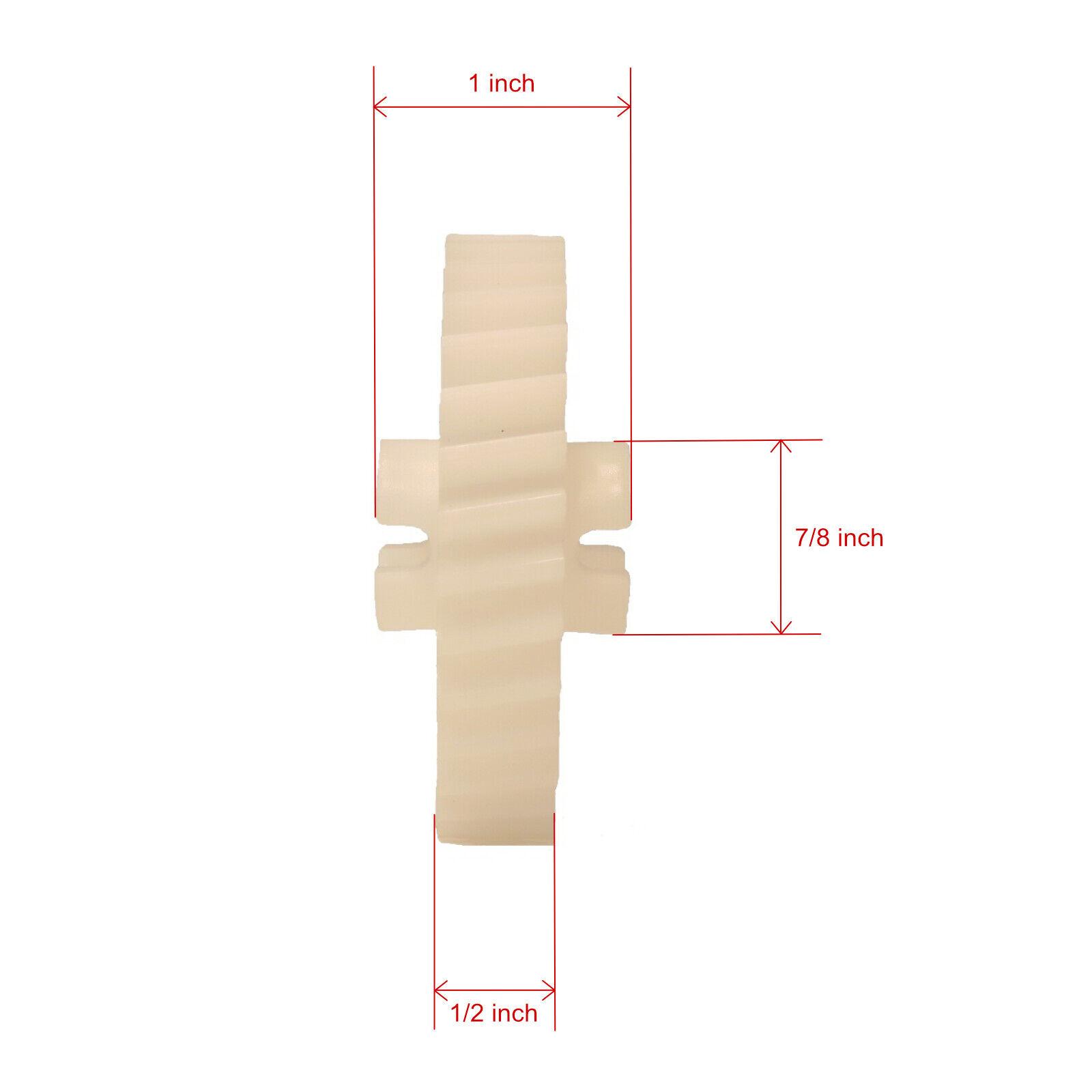 (3) Garage Door Opener DRIVE GEARS Compatible W/ Craftsman