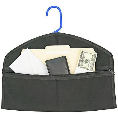 Hanger Diversion Safe Stash Hidden Pocket Storage for Hiding Valuables & Cash Everything Else
