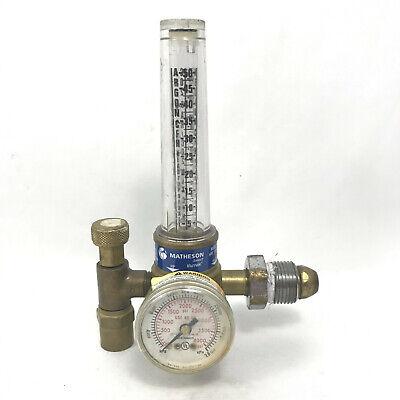 Victor Cutskill Hrf 1425-580 Migtig Regulator Flowmeter Gauge Argon Co2 Helium