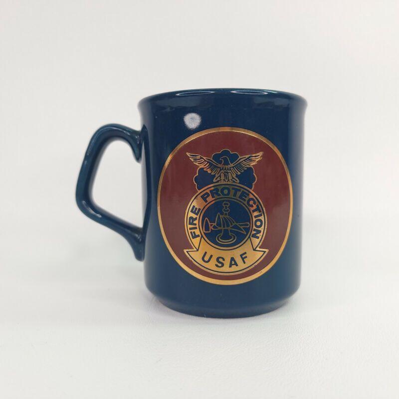 Dobsons Air Force Base Fire Prevention Week 1984 Mug