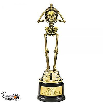 Beste Kostüm Winner Skelett Preis Trophäe 24cm Halloween Kostüm Party Preis