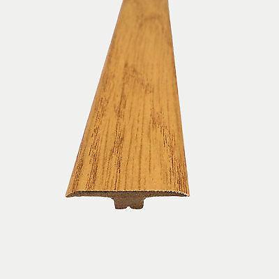 Oak Walnut Threshold Trim T Bar Door Strip Profile For