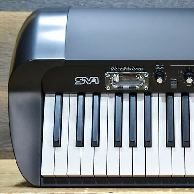 """Korg SV-1 Black 88 Stage Vintage """"A1"""" Retro Styling 88-Key Keyboard Synthesizer for sale  Shipping to South Africa"""