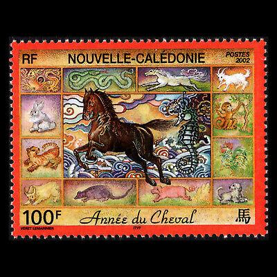 Neu Caledonia 2002 - chinesisches Neujahr