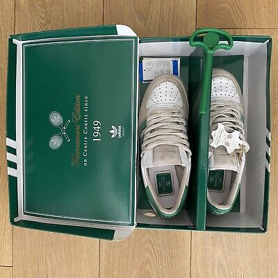 Adidas Originals Grand Slam Tournament Edition UK 8 Vintage Dressers Casuals