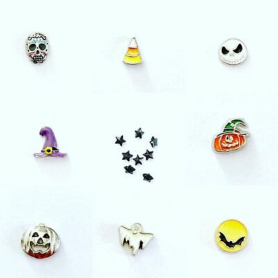 NEW HALLOWEEN CHARMS FOR YOUR ORIGAMI OWL LOCKET. CHARMS, LIVING LOCKETS. - Origami Owl Halloween Locket