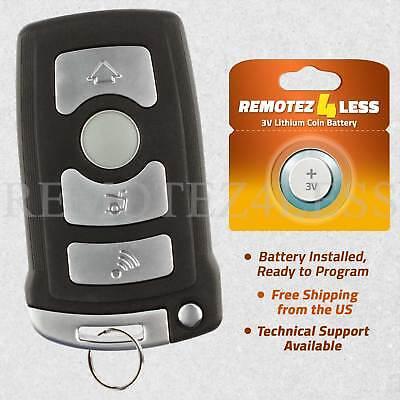 Keyless Entry Remote for 2003 2004 2005 BMW 745Li 745i Car Key Fob