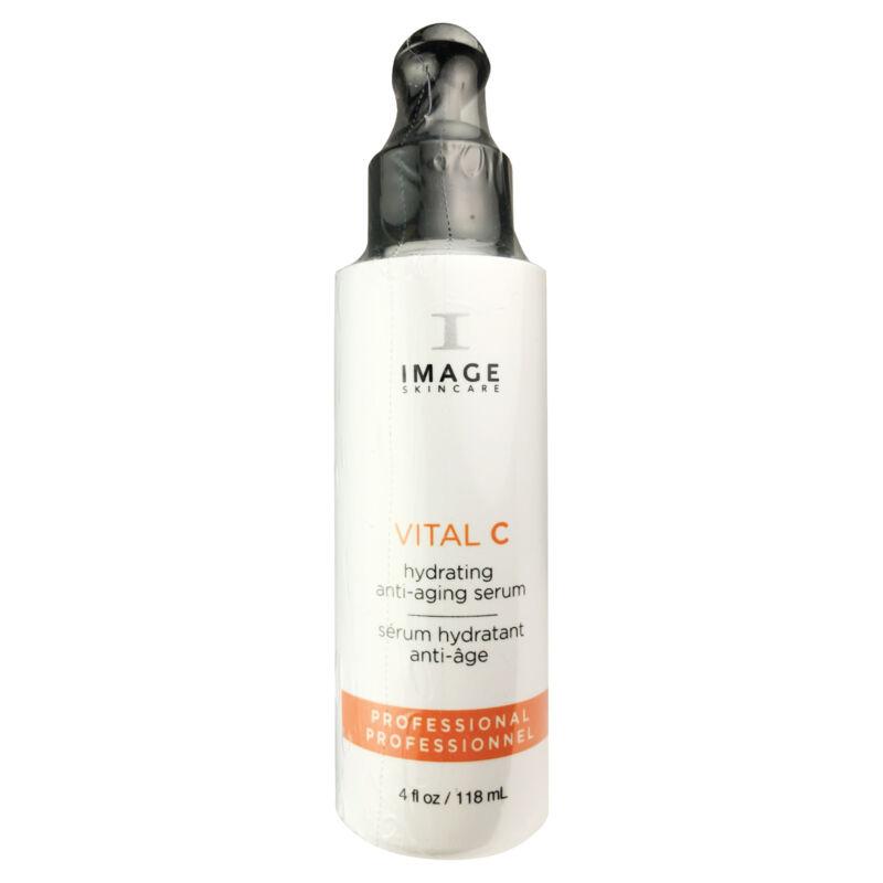 Image Vital C Hydrating Face Anti-Aging Serum Professional 4 oz