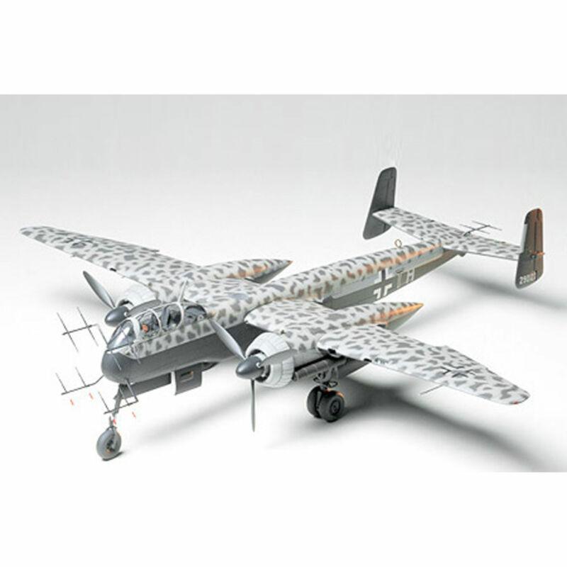 Tamiya America Inc 1/48 Heinkel HE219 UHU