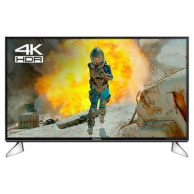 """Panasonic TX40EX600 40"""" Smart 4K Ultra HD LED TV with HDR and A Energy Rating"""