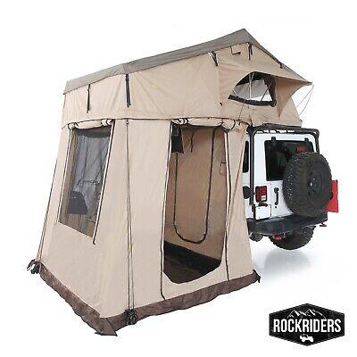 Jeep Truck Camp Smittybilt Overlander XL Roof Top Camp Tent & Annex 2883 2888