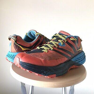 Hoka One One Mens Speedgoat 3 UK9.5/US10 Trail Road Running Hiking Walking Shoes