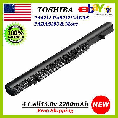 R50 Series Battery (Battery For Toshiba Satellite Pro R50 Series Tecra A40 A50 C50 Z50 Series 14.8V )