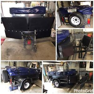 Explorer Off Road Camper Trailer Muswellbrook Muswellbrook Area Preview