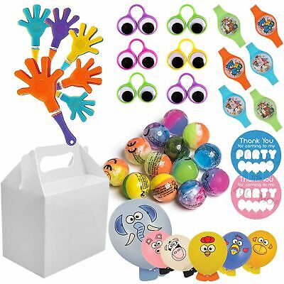 Pre Filled Activity Pack Personalised Favor Party Gift Boxes Toys For Kids Party