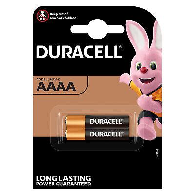 2x Duracell AAAA Lady Alkaline Batterien Mini LR61 MN2500 LR8D425, 2 Stück online kaufen