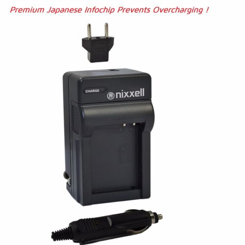 ONX-LCE10 Battery Charger FOR Canon EOS Rebel T3, T5, T6, T7, Kiss X50, Kiss X70
