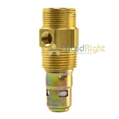 New 34 X 34 Air Compressor In Tank Check Valve Male Npt X Compression Brass