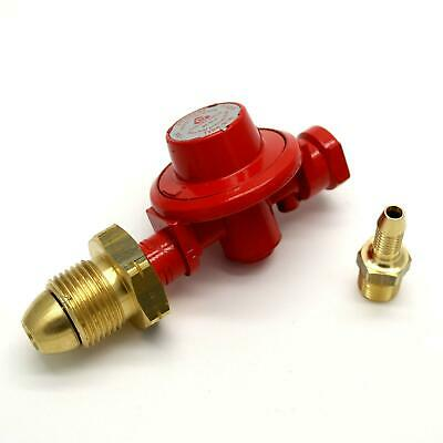CALOR GAS BRAND 1 BAR FIXED PROPANE GAS REGULATOR 8kg/h 5 YEAR WARRANTY