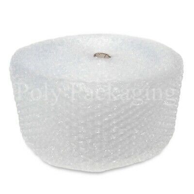 2 x 50m x 300mm/30cm Wide LARGE BUBBLE WRAP ROLLS For Packaging Protection Cheap