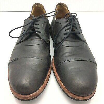 Timberland Boot Company Men's Wodehouse Black Cap Toe Oxford US 8 M EU 41.5