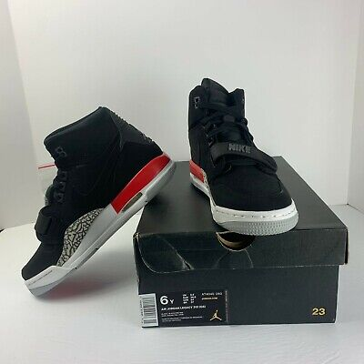 Air Jordan Legacy 312 GS Kids Basketball Shoes AT4040 060, sz 6 youth ~ NEW!