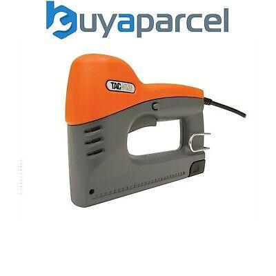 Tacwise 0274 240v 140EL Profesional Eléctrico Grapadora Y Clavador Grapadora