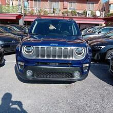 Jeep Renegade 1.3 T4 Ddct Limited-led + Navigaranzia Uffciale